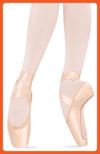 biggest discount half off top quality Bloch Women's Serenade Pointe Pink Ballet Flats 9 D - Athletic ...