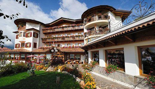 Hotel Bel Soggiorno in Taormina, Sicily, Italy