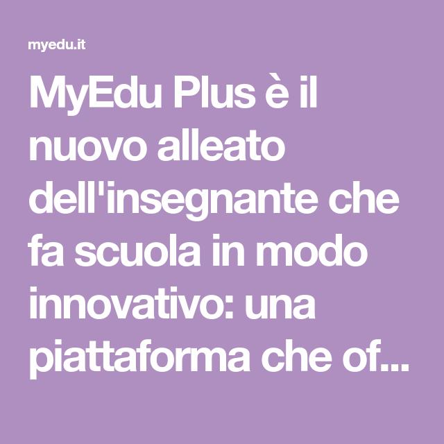 Plus Con Immagini Comunicazioni Di Marketing Insegne Scuola