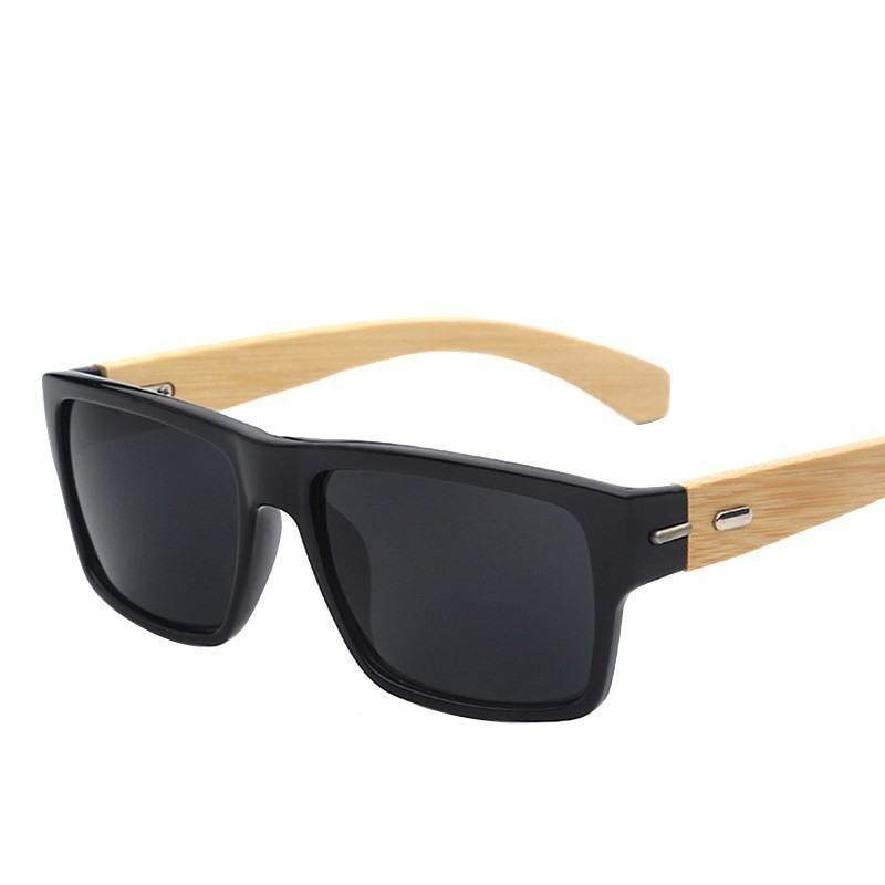 1cc5acf6e2 Square Dessigner Bamboo Sunglasses 👌 ✋ Popular hand made 👓sunglasses👓 🛫  Free shipping