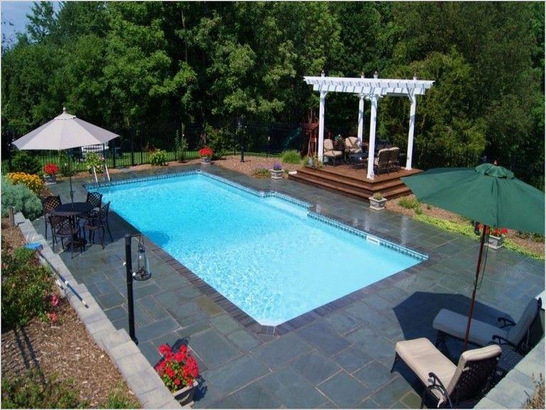 Pin By Reem Saadeh Haddad On Pool Rectangular Pool Simple Pool