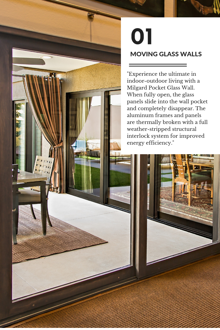 Treat Yourself This Valentine S Day To A New Set Of Patio Doors Or A Moving Glass Walls System Indoor Outdoor Living Glass Wall Systems Windows And Patio Doors