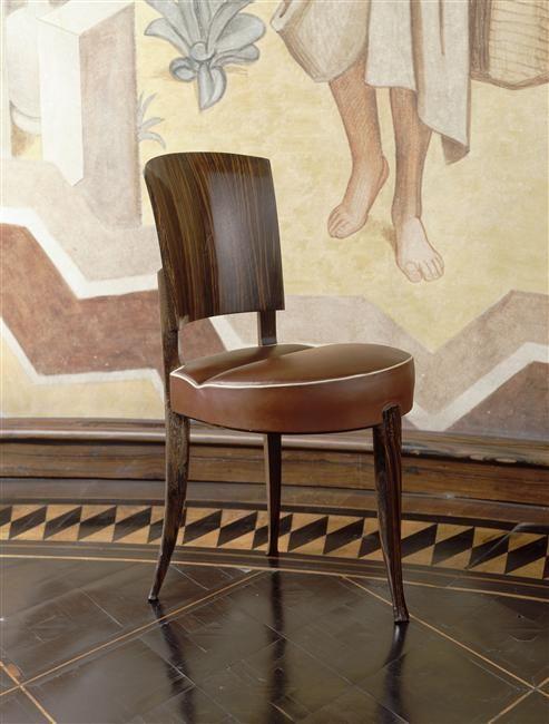 Palais de la Porte dorée, Salon ovale de Paul Reynaud Chaise