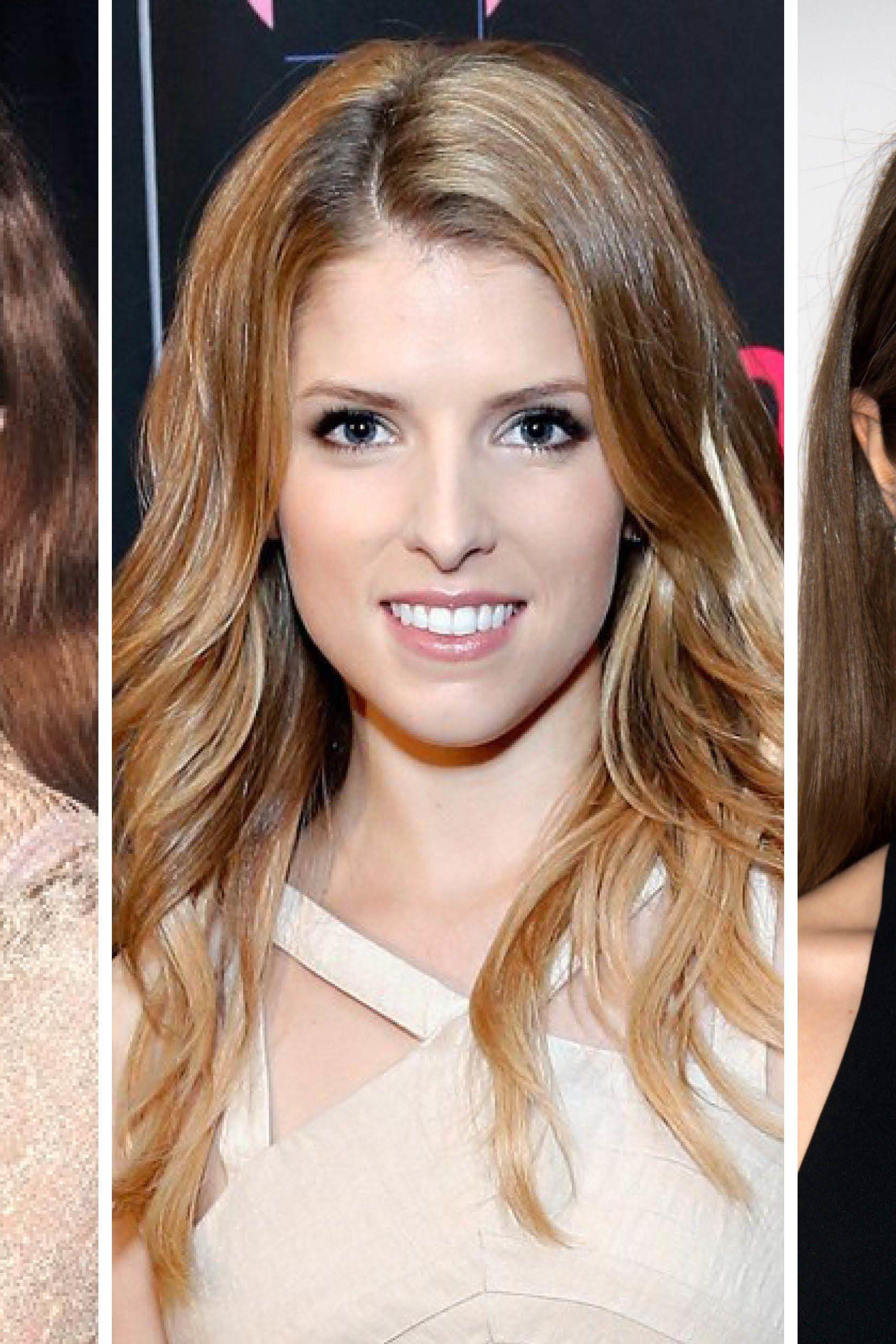 The Beauty Evolution of Anna Kendrick Anna kendrick