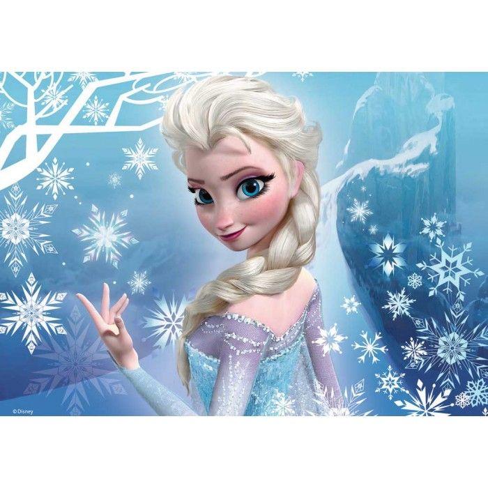 Frozen Elsa Yenilebilir Pasta Resim Baskisi Resim Frozen Baski