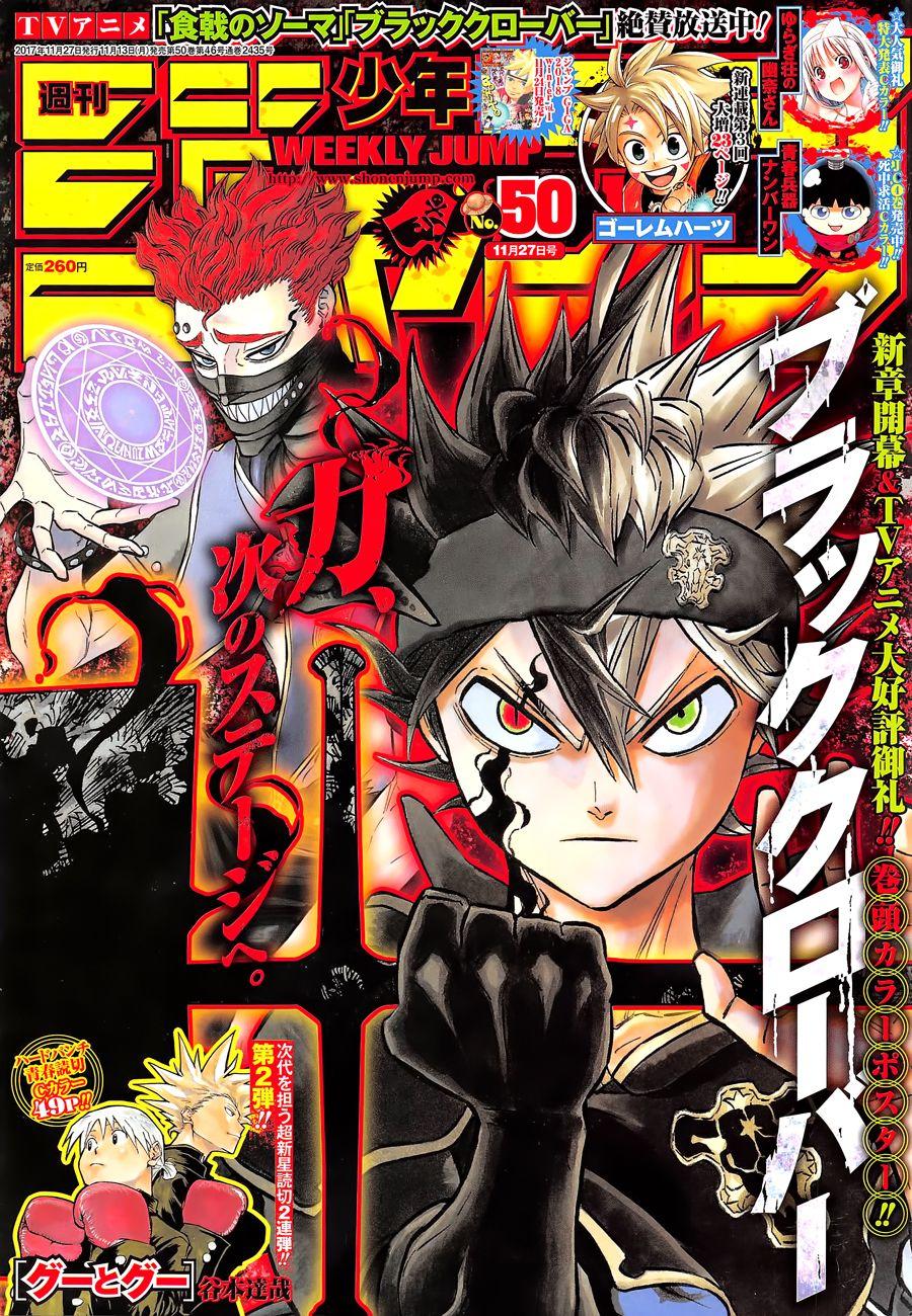 Black Clover Content Below Black Clover Anime Black Clover