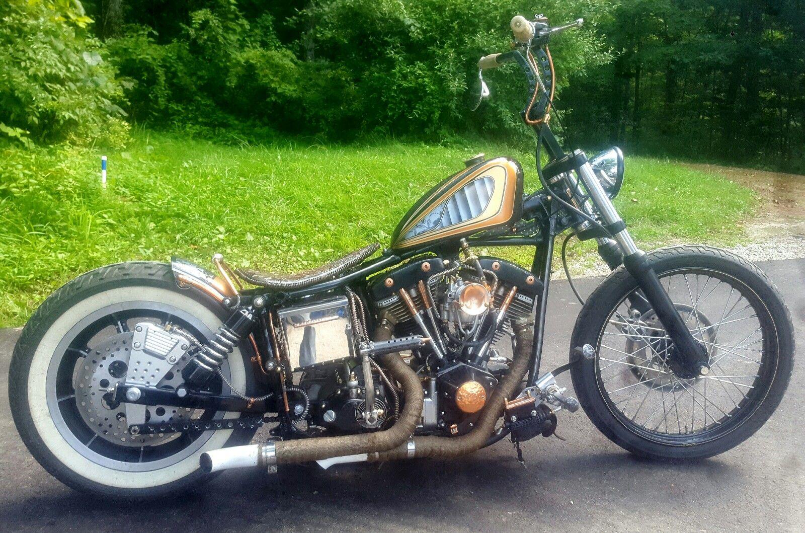 Harley Davidson Panhead Kit