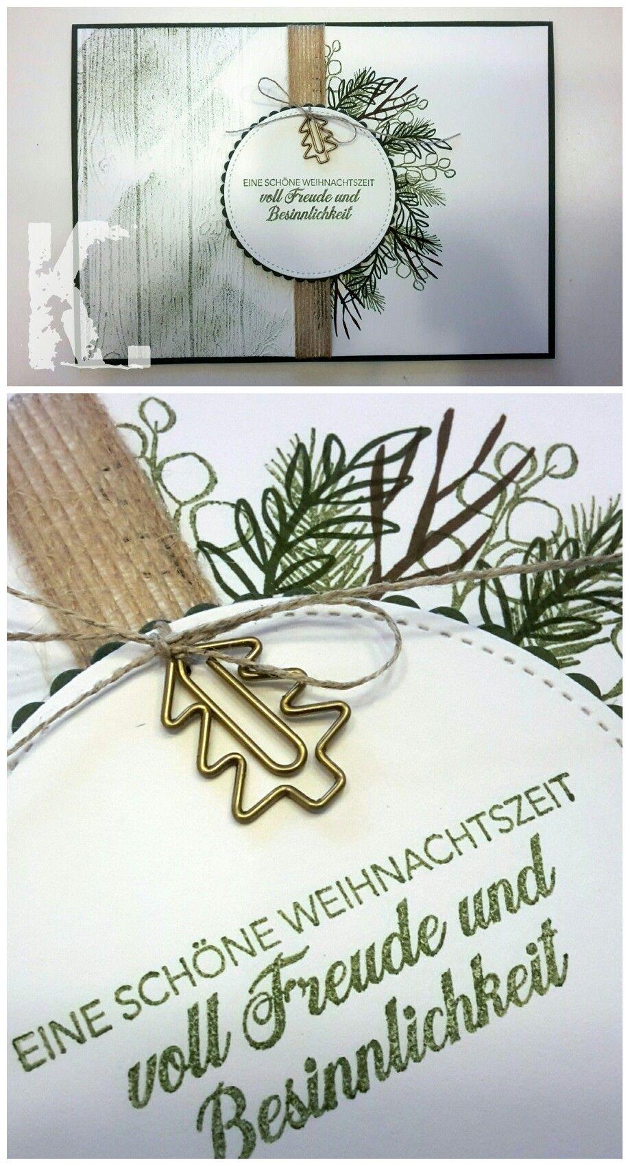 besinnlicher advent stampin 39 up herbst winter katalog. Black Bedroom Furniture Sets. Home Design Ideas
