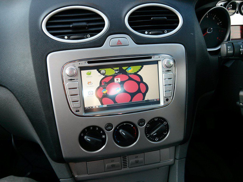 Add a Computer to Your Car with a Raspberry Pi | Cars, Electronics ...