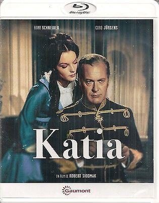 """Blu-Ray -""""Katia"""" - Romy Schneider  NEUF SOUS BLISTER"""