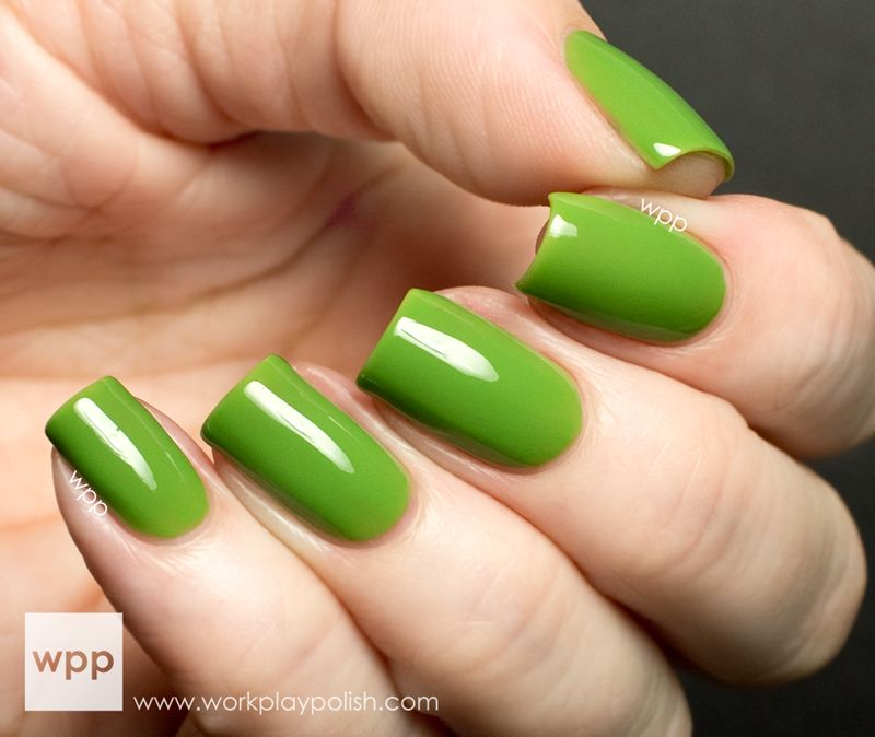 Precision Nail Lacquers Honey Dew This From The Color Fx Collection