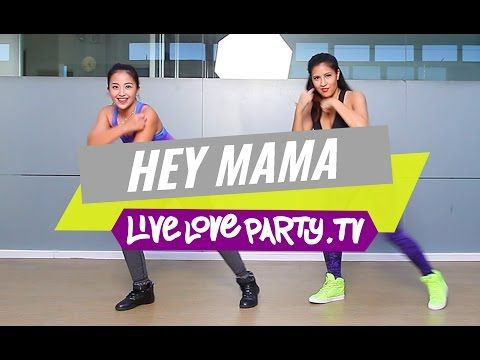 Hey Mama [AUDIO MUTED DUE TO COPYRIGHT CLAIM] | Zumba® Choreo by Prince Paltu-ob | Live Love Party - YouTube