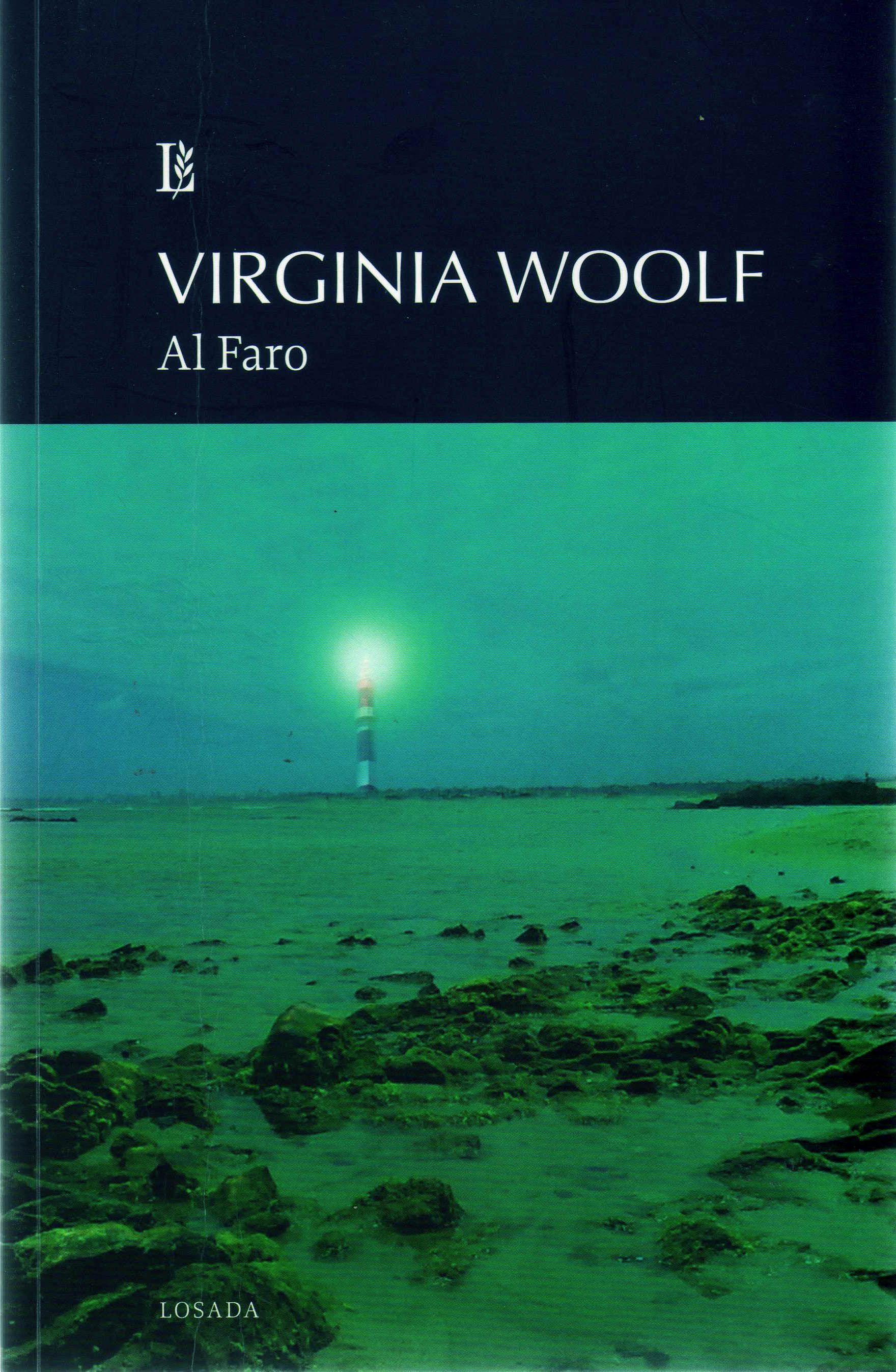 Título Al Faro Autor Virginia Woolf Los Mejores Libros Virginia Woolf Libros