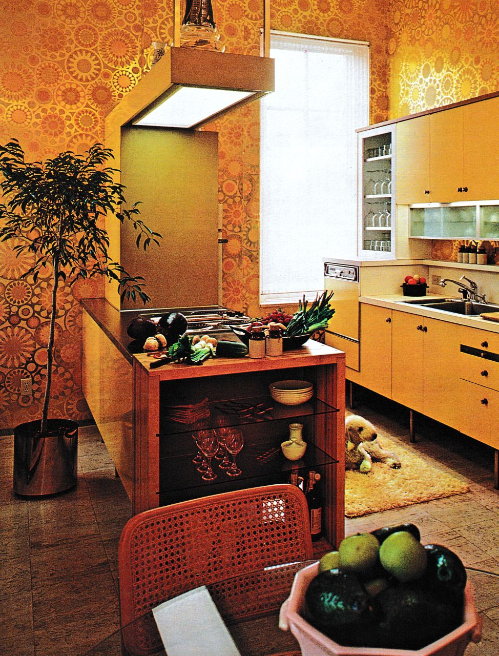 kitchen design decor 1976 with images vintage interiors 1970s decor kitchen design decor on kitchen interior classic id=70224