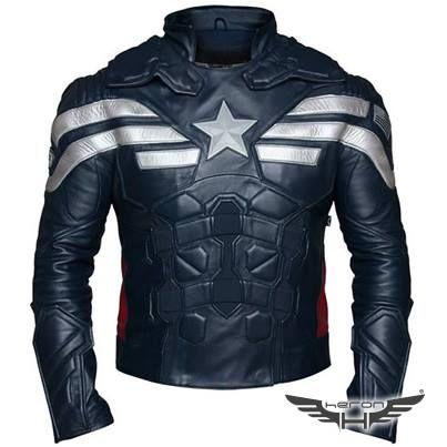 73af186ffa3  Chaqueta  varón modelo Capitán América