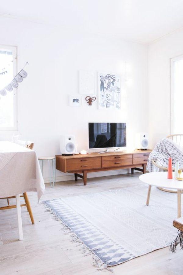 Skandinavische Mobel Im Wohnzimmer Inspirierende Einrichtungsideen