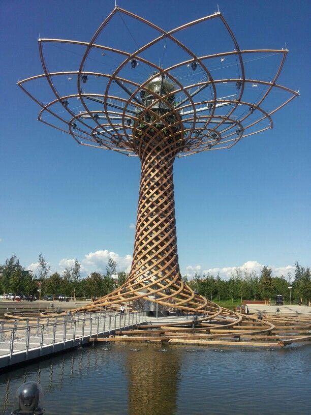 L'albero della vita,Expo Milano 2015