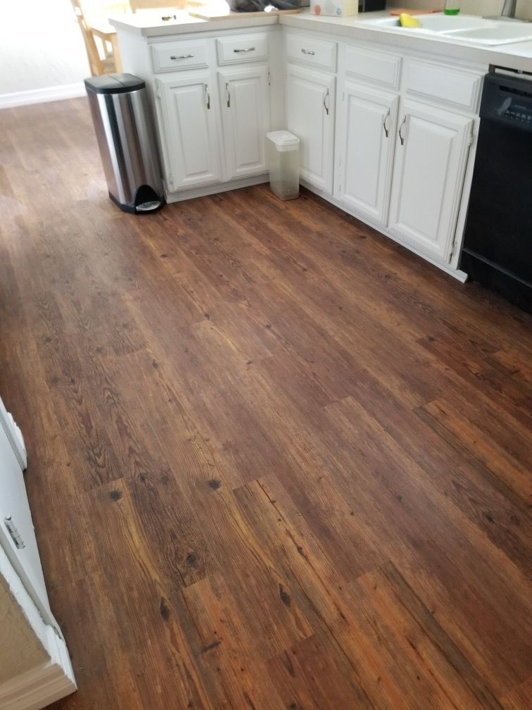 Cortec Luxury Vinyl Plank Color Carolina Pine In 2020 Luxury Vinyl Plank Vinyl Tile Flooring