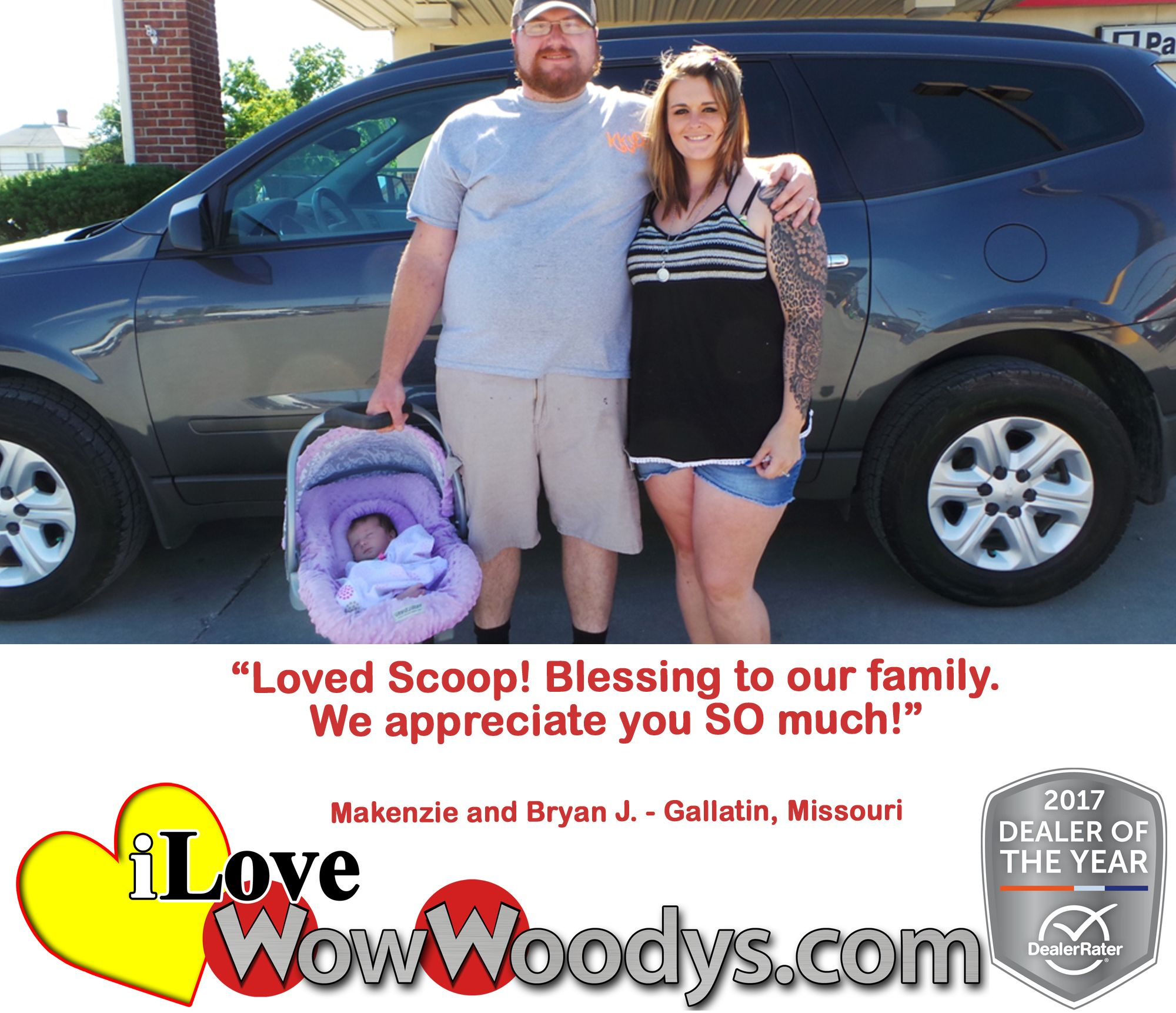 Loved Scoop Blessing To Our Family We Appreciate You So Much