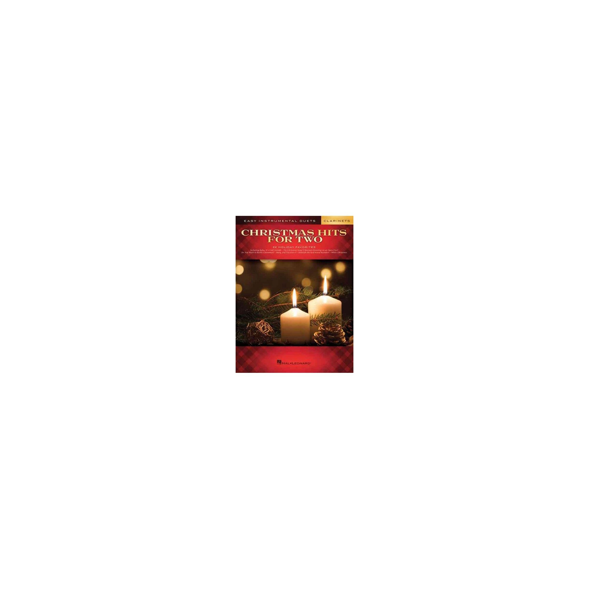 Christmas Hits for Two : Clarinets: Easy Instrumental Duets ...