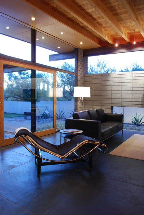 Silvertree Residence, A Renovated 1970s Home, Tucson, Arizona, By Secrest  Architecture