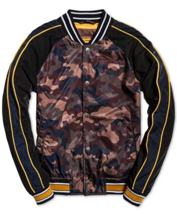 c74a7594ba Superdry Men Souvenir Baseball Bomber Jacket in 2019   Products ...