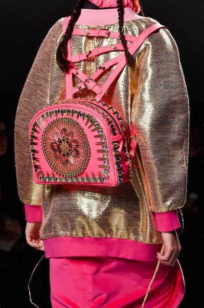 Manish Arora at Paris Fall 2015 (Details)
