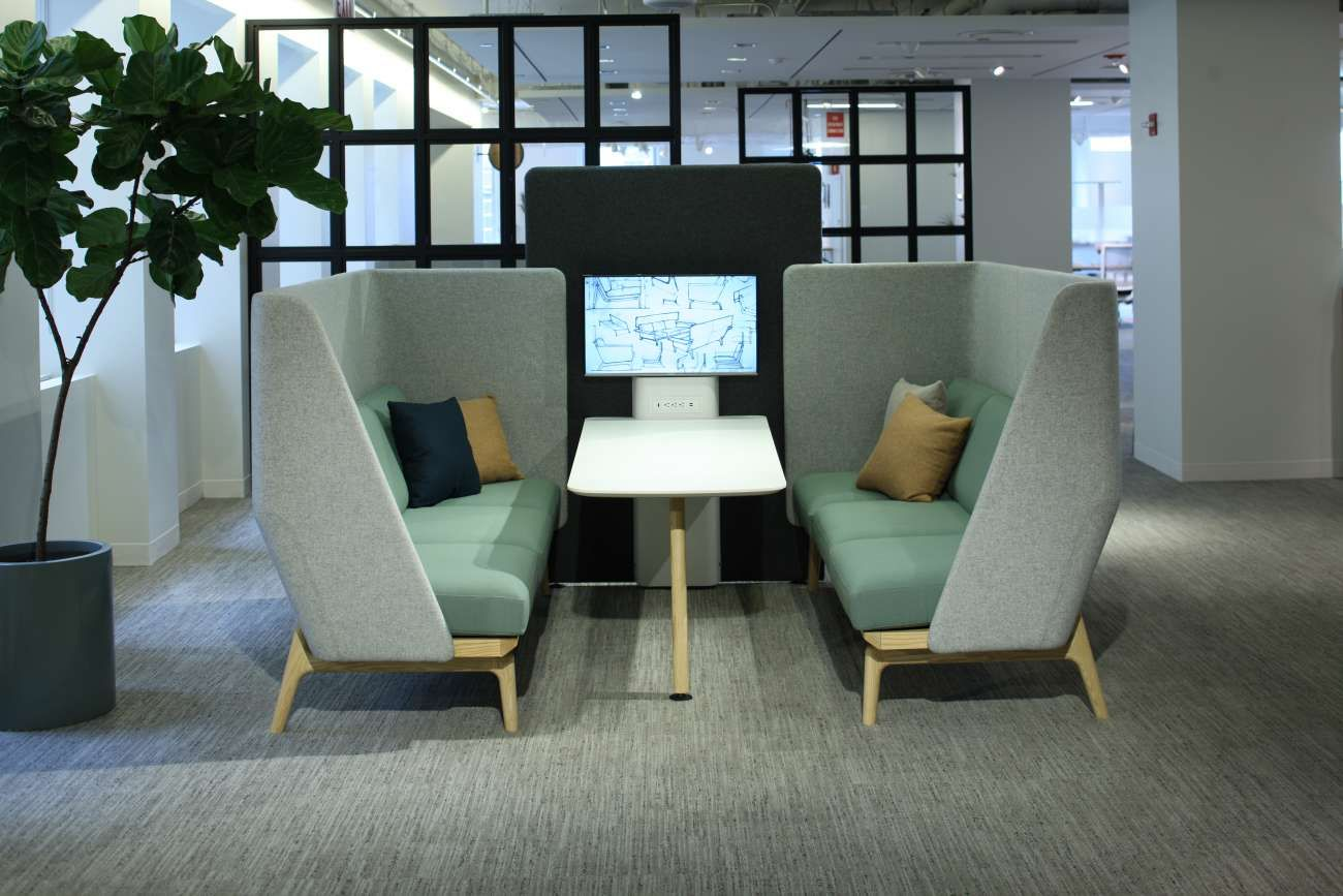 Heya Ofs Collaborative Seating In 2019 Executive Office