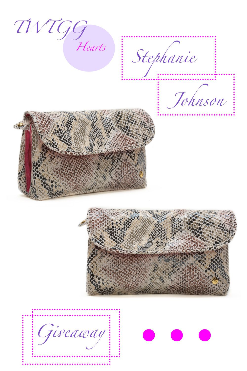 Enter this giveaway for your chance to win this fabulous @sjtraveler bag. theweartogogirls.com