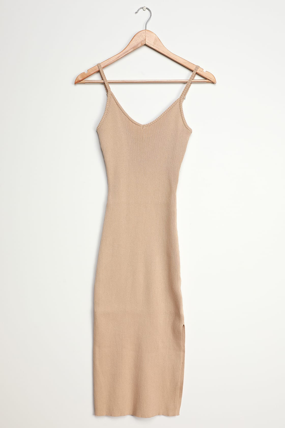 The Long Awaited Tan Ribbed Bodycon Midi Dress Is Finally Here To Spice Up Your Look Soft Medium Weight Ribbed Kni Midi Dress Bodycon Midi Dress Bodycon Midi [ 1500 x 1000 Pixel ]