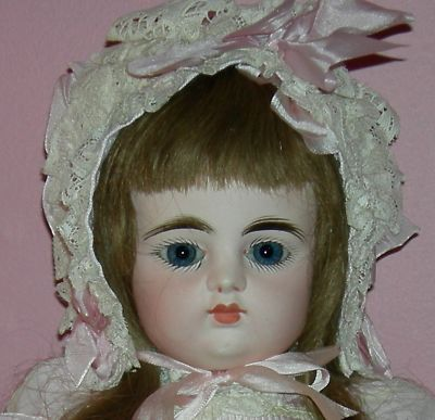8FG - FRANCOIS GAULTIER - FRENCH ANTIQUE DOLL -FABULOUS