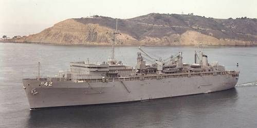 USS Acadia – AD42: Named after the National Park in the