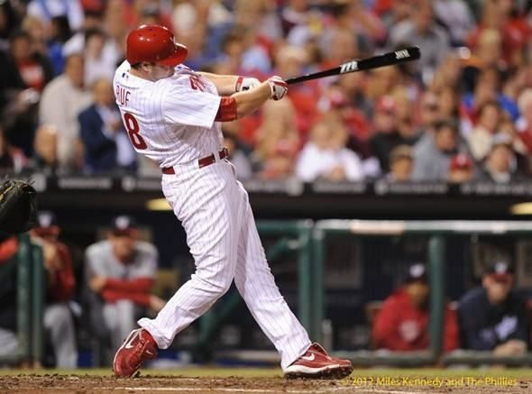 Darin Ruf Phillies Baseball Phillies Philadelphia Sports