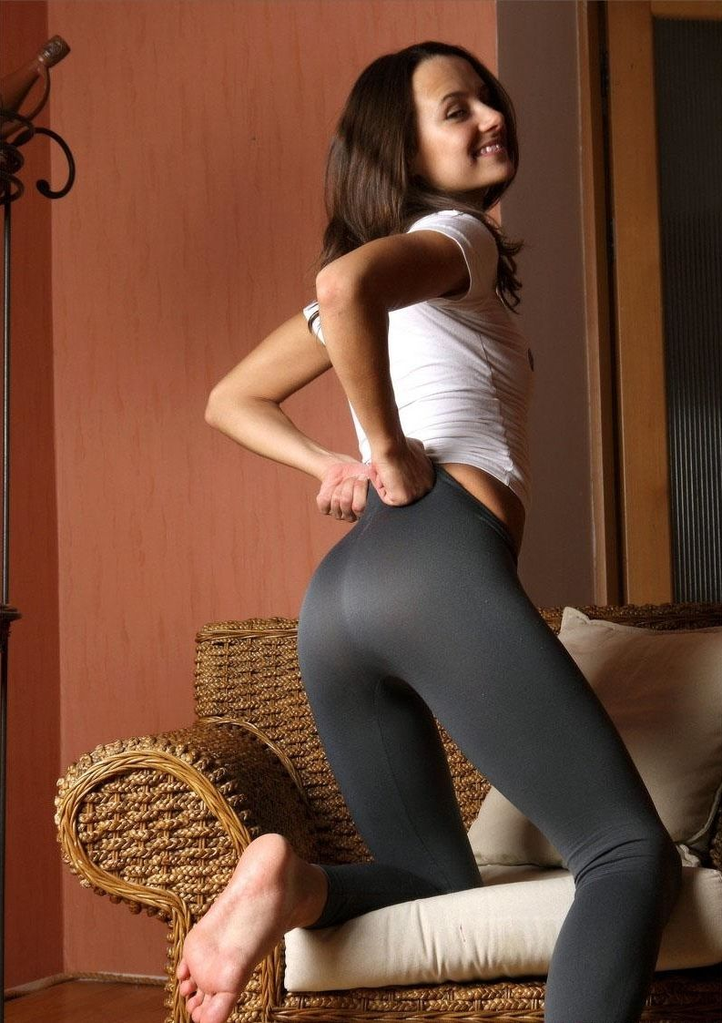 Teen sex leggings breast amateur
