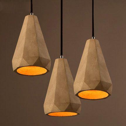 $168.00 (Buy here: http://appdeal.ru/dwyj ) Loft Contracted Pendant Lamp Designer Creative Cement Chandelier Restaurant Corridor Suspension Luminaire Bar Art Deco Lighting for just $168.00