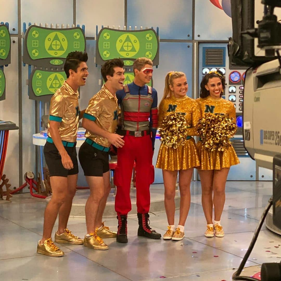 Kid Danger In 2020 Nickelodeon Kids Photo And Video
