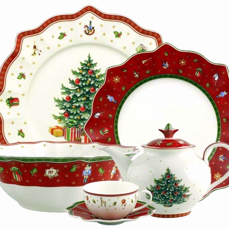 Villeroy boch toy 39 s delight visit for Villeroy and boch christmas