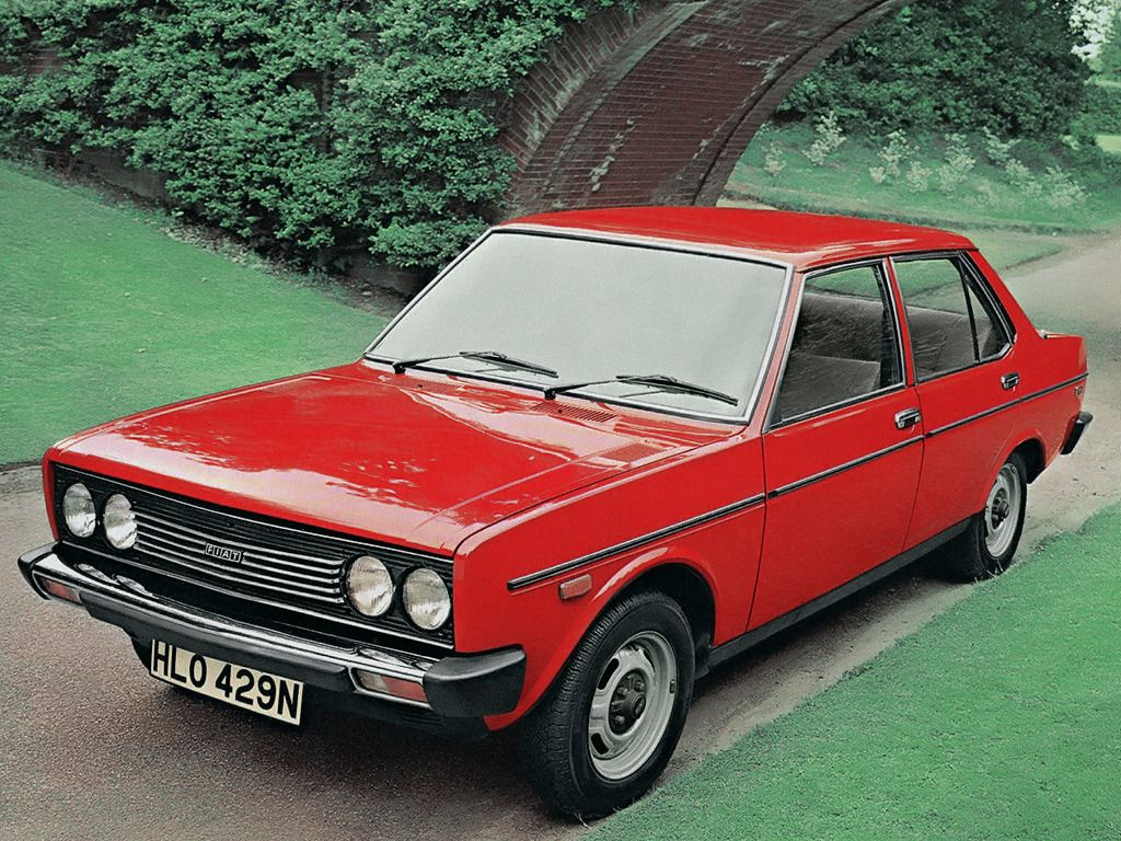 1975 Fiat 131 Mirafiori Speciale 4dr With Images Fiat Fiat