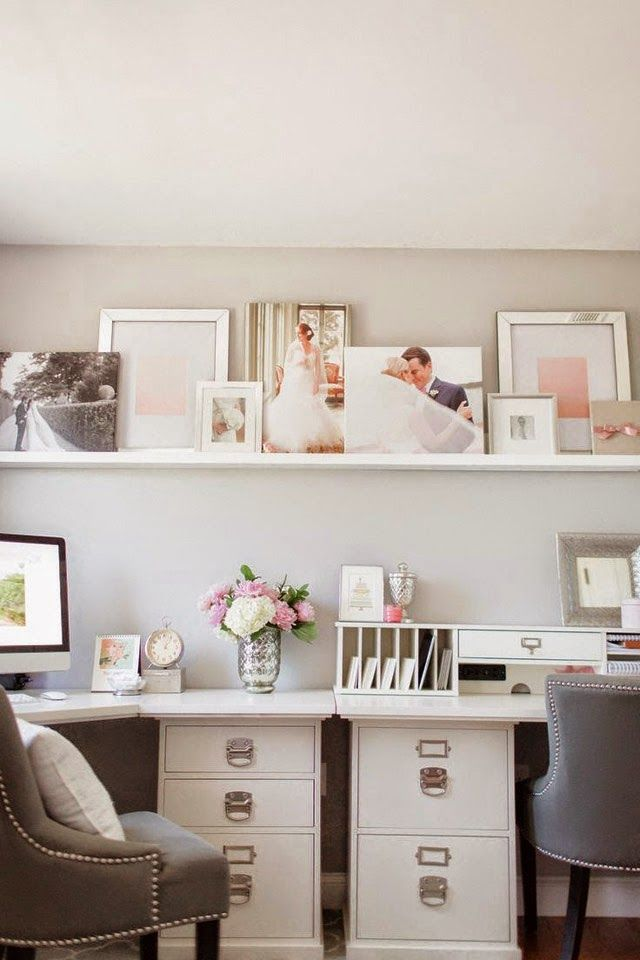Идеальный домашний офис: 30 идей по обустройству рабочего места | Sweet home  рабочее место интерьер home office workplace