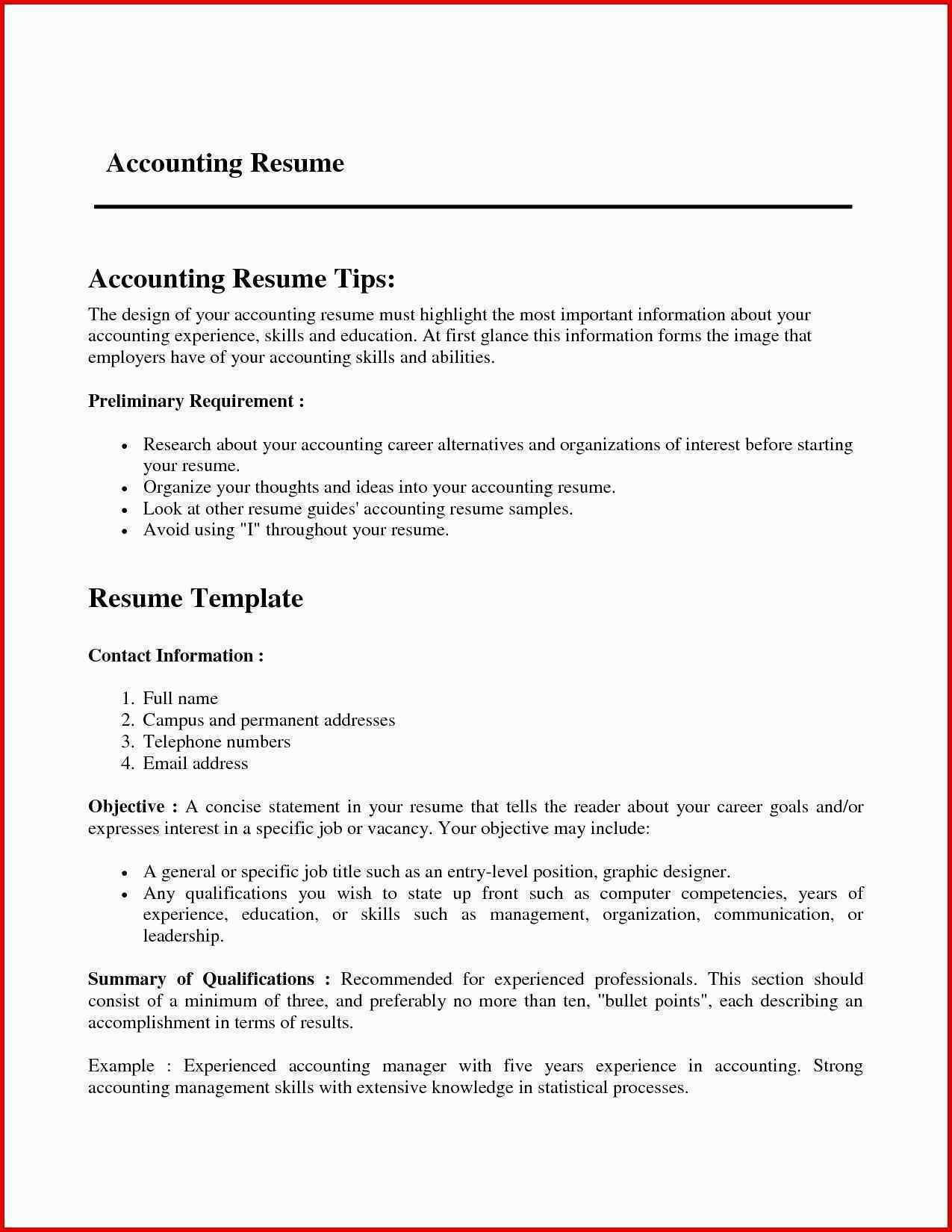 3 Year Experience Resume format, Hr resume, Resume