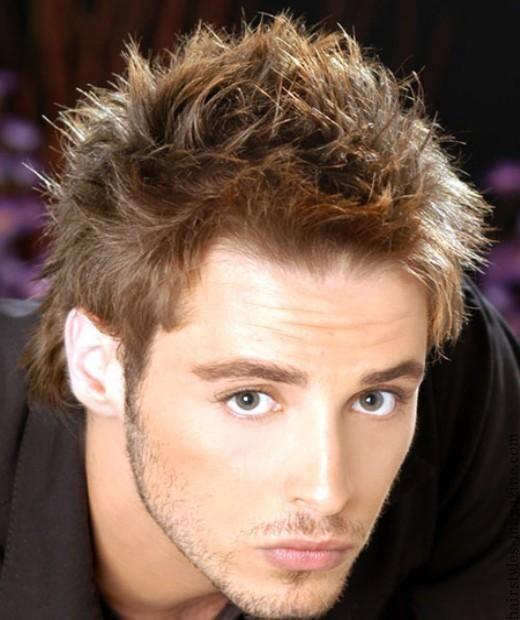 Hair Streak Ideas For Men With Brown Hair Hairstyles Magazine