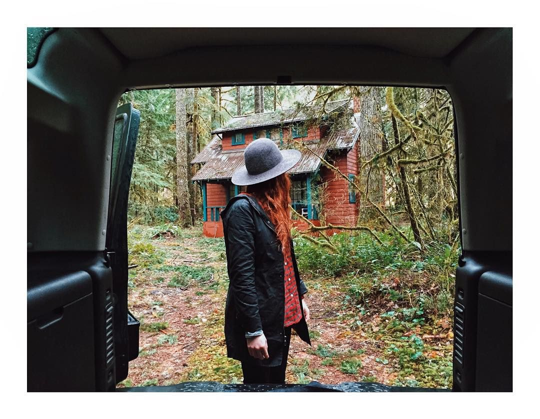 A weekend getaway with @maddiegreer // #frommyrover by ioegreer instagramers I like
