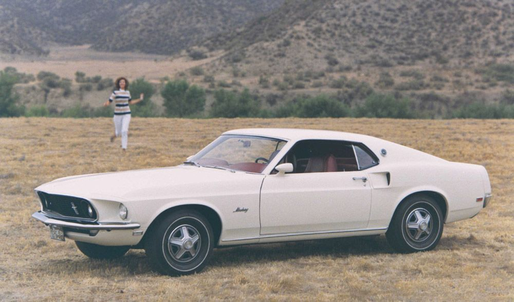 1969 ford mustang fastback - I would buy my husband\'s back for him ...