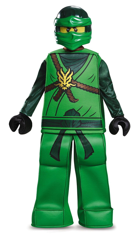Amazon Com Disguise Lloyd Prestige Ninjago Lego Costume Small X2f 4 6 Toys Amp Games Lego Kostum Kostum Junge Kinderkostume