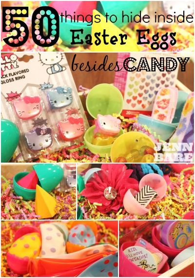 Forget the candy this year here are 50 non candy easteregg forget the candy this year here are 50 non candy easteregg stuffers nomeltdowns negle Gallery