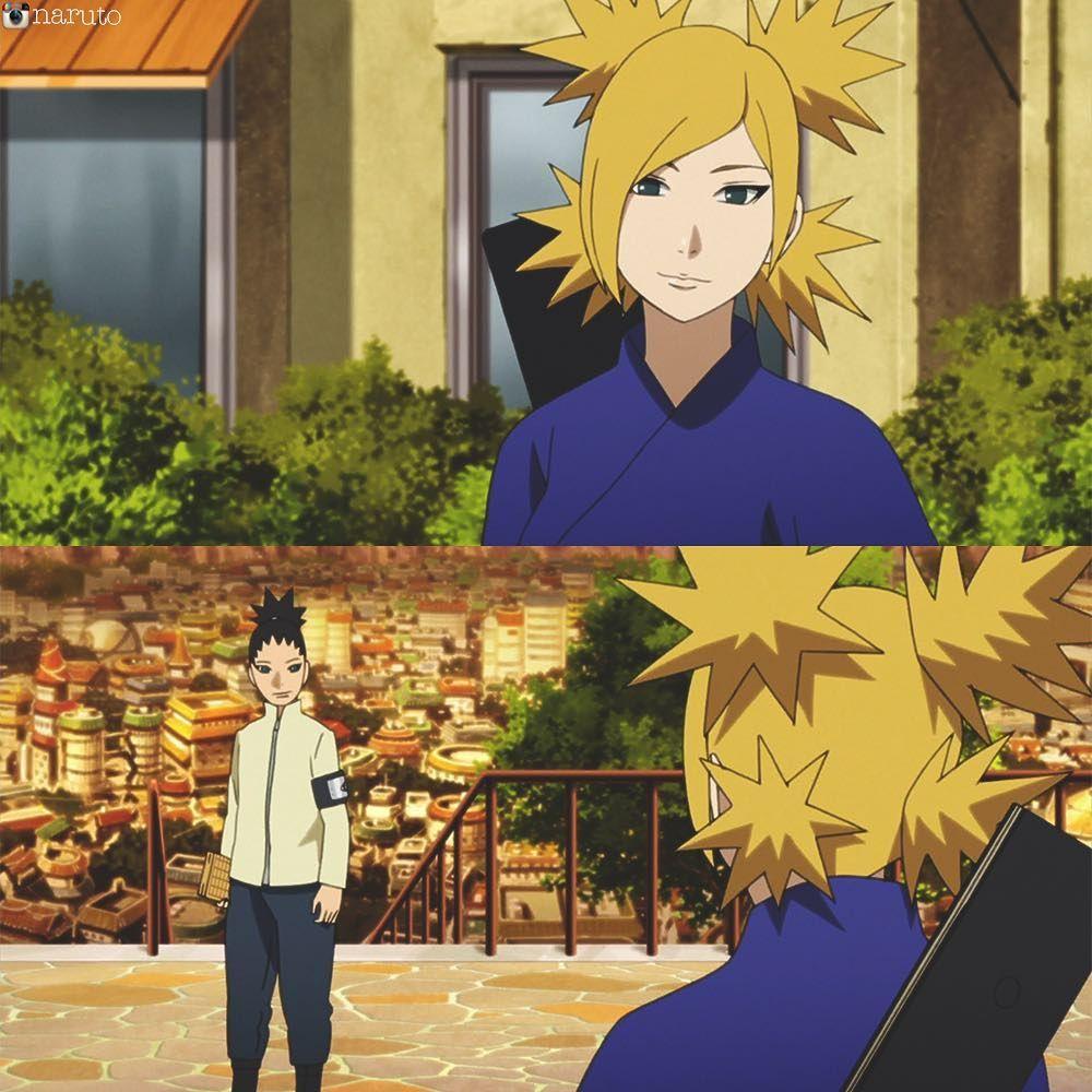 """Naruto Uzumaki on Instagram """"Boruto Episode 44 Shikadai"""