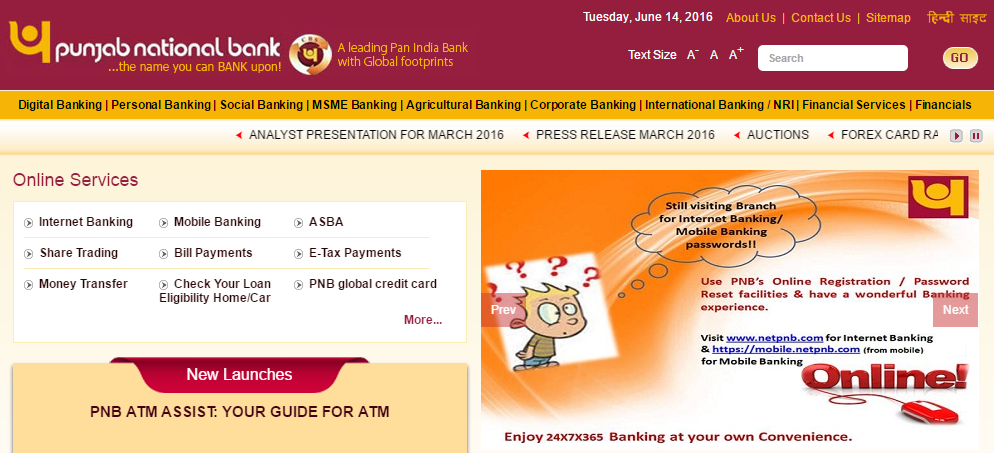 Punjab National Bank Fixed Deposit Interest Rate Plans Personal Loans Loan Loan Interest Rates