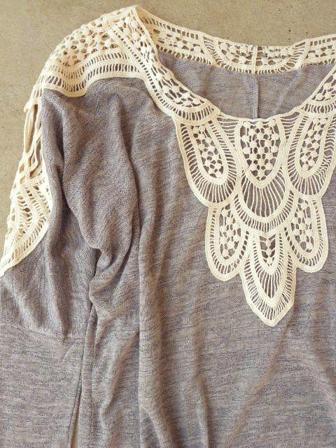Crochet Blouse <3