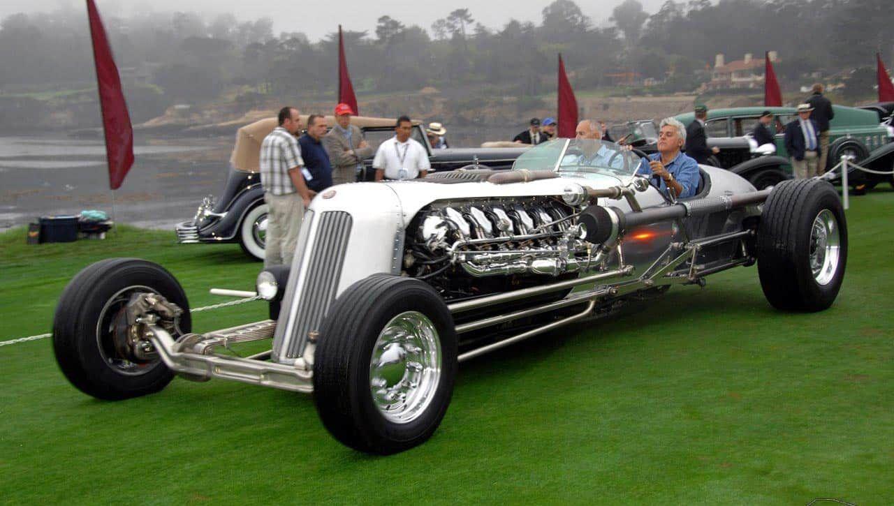 50 Top Cars In Jay Leno's Garage Custom cars, Vehicles