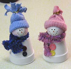 December   Cold  Weather Crafts           When the weather outside it dreadful, stay inside and craft the winter blues  away with these c...